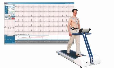 Ergometrický systém FLASHLIGHT ERGO vč. ergometru ergoline a běhátkem